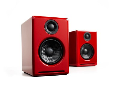 Audioengine A2+ (Red)