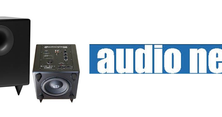 Audioengine S8: Highly Powered Subwoofer
