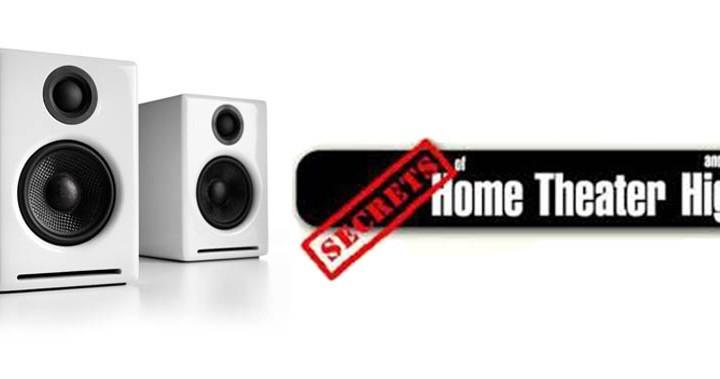 Audioengine A2 Powered Computer Speakers